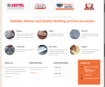 Horncastle roofing